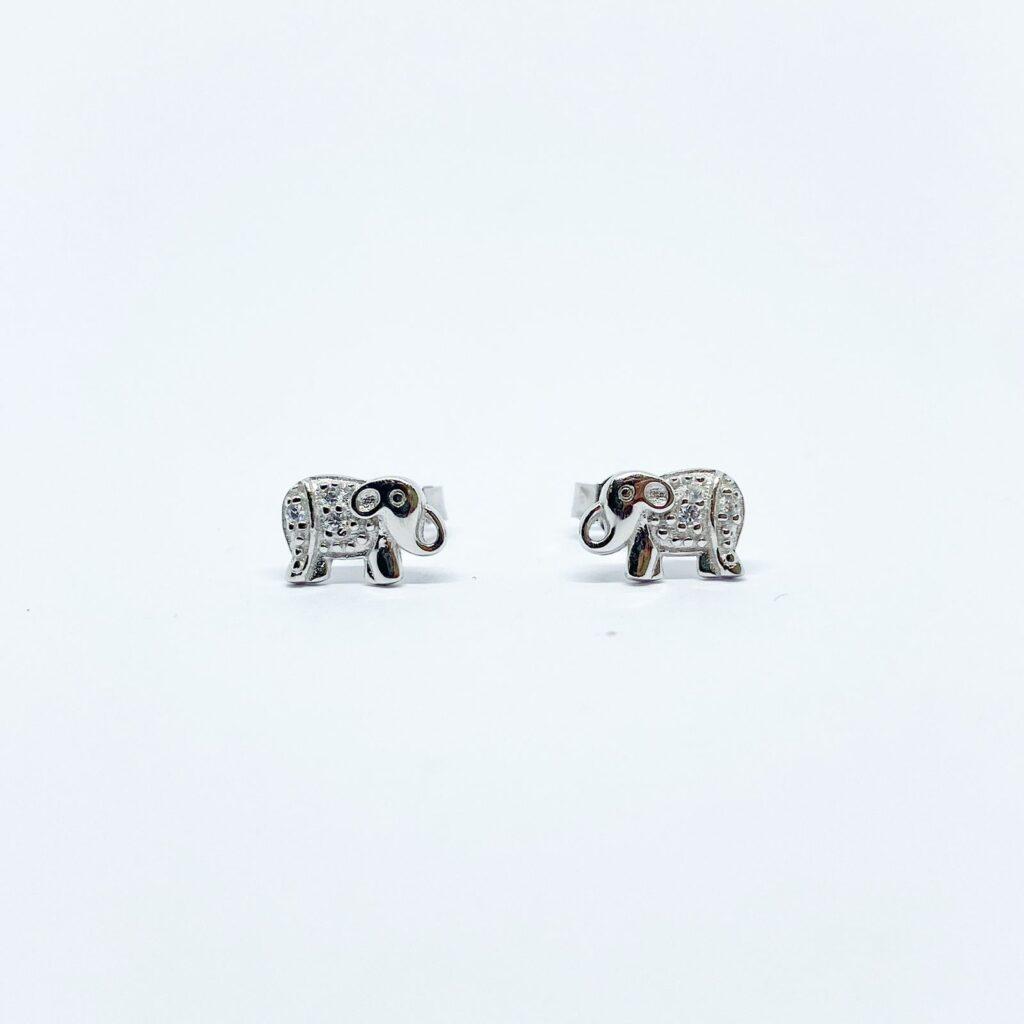 Aretes de Elefante