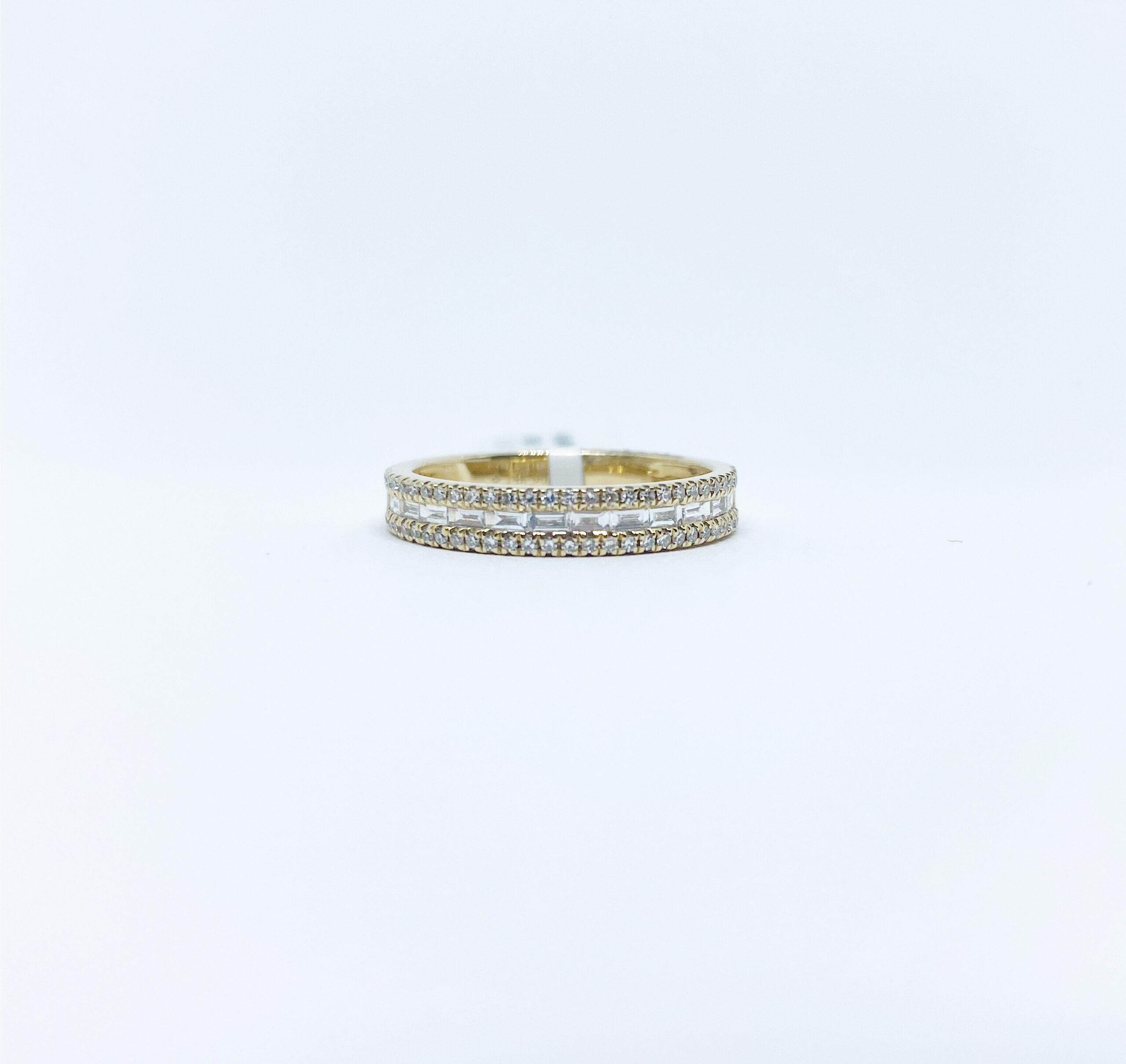 Churumbela Diamantes Baguette
